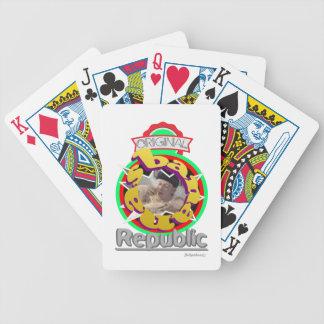 BANANAS REPUBLIC BICYCLE PLAYING CARDS