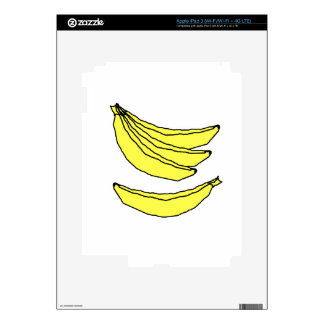 Bananas. Skin For iPad 3