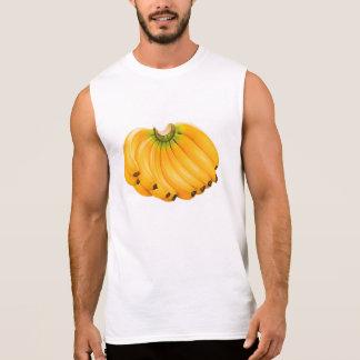 Bananas Sleeveless Shirts