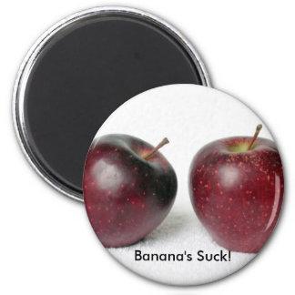 Banana's Suck! Magnet