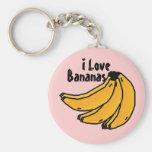 bananasreality, plátanos, amo llavero