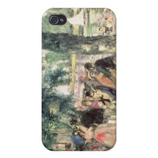 Bañándose en el Sena o, La el Grenouillere, c.1869 iPhone 4/4S Carcasas