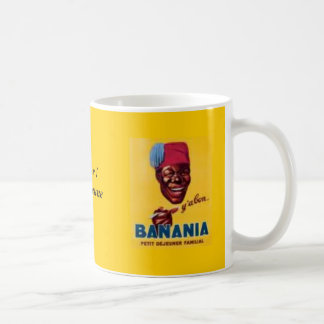 BANANIA COFFEE MUG