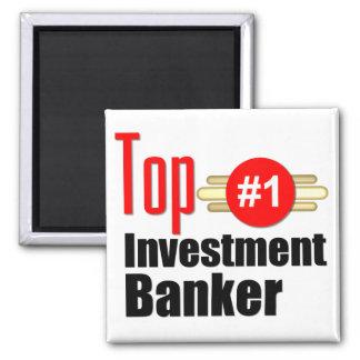 Banca de inversiones superior imán cuadrado