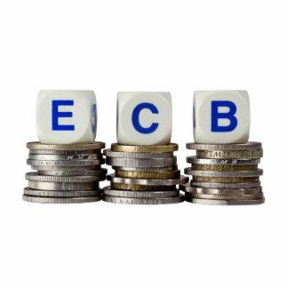 Banco Central Europeo Fotoescultura Vertical
