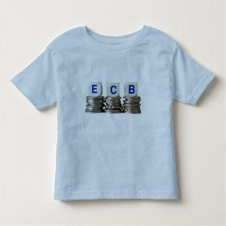 Banco Central Europeo Playera De Bebé