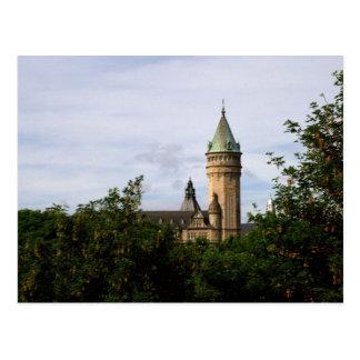 Banco de ahorros del estado (Spuerkees), Luxemburg Tarjetas Postales