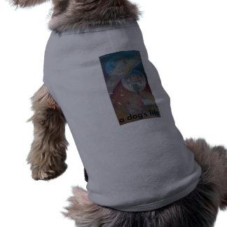 banco de Francia, Playera Sin Mangas Para Perro