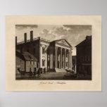 Banco de Gerards en Philadelphia Posters