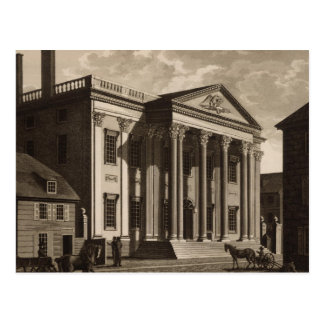 Banco de Gerards en Philadelphia Tarjetas Postales