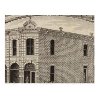 Banco de los plumones, residencias de la rabieta,  postales