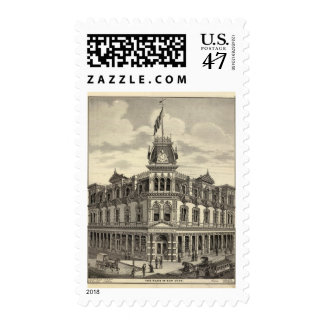 Banco de San Jose Timbres Postales
