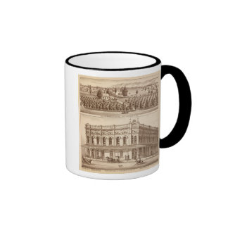 Banco del condado de Tulare Tazas De Café
