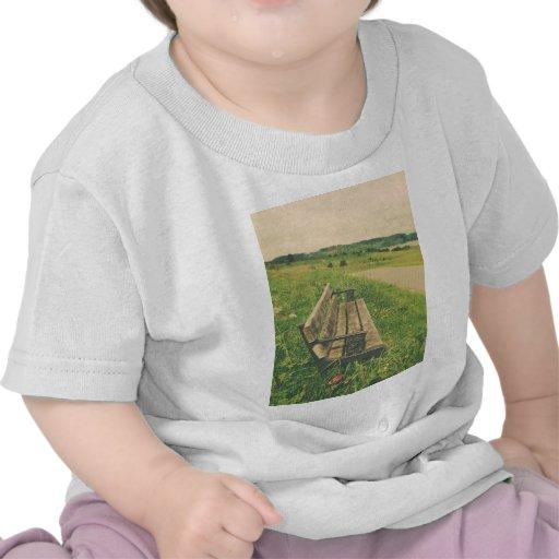 Banco del verano camiseta