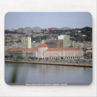 Banco Nacional de Angola, Luanda, Angola Mousepads