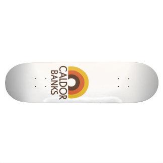 Bancos de Caldor Tabla De Skate