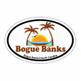 Bancos del Bogue Imán Fotoescultura
