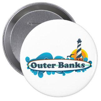 Bancos externos pin redondo de 4 pulgadas