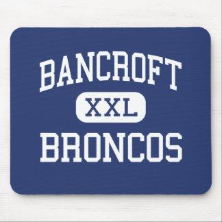 Bancroft Broncos Middle San Leandro Mouse Pad
