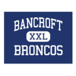 Bancroft Broncos Middle San Leandro Post Cards