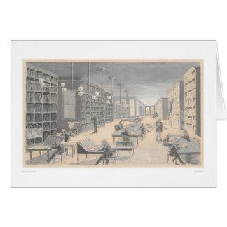 Bancroft Building, 721 Market Street, SF (1418) Card