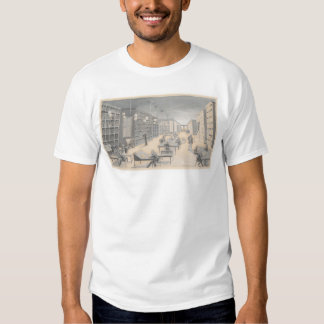 Bancroft Building, 721 Market Street, SF (1418) Shirt