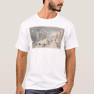 Bancroft Building, 721 Market Street, SF (1418) T-Shirt
