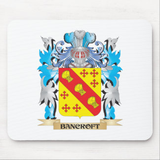 Bancroft Coat of Arms Mouse Pad