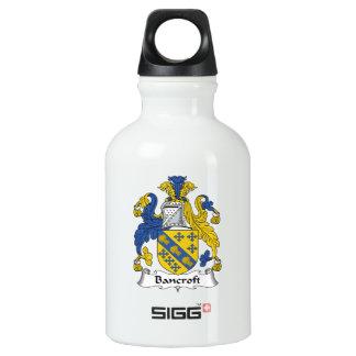 Bancroft Family Crest Aluminum Water Bottle