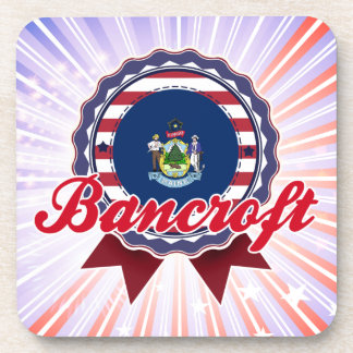 Bancroft, ME Beverage Coasters