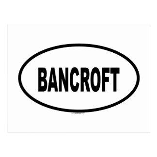 BANCROFT POSTCARD