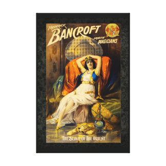 Bancroft: Prince of Magicians Stretched Canvas Stretched Canvas Prints