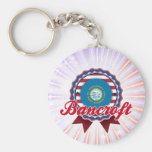 Bancroft, SD Key Chain