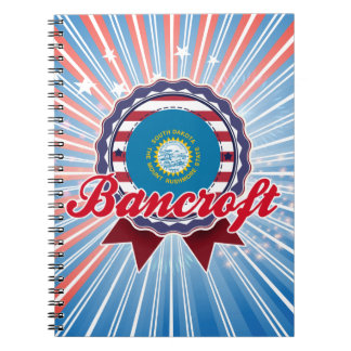 Bancroft SD Spiral Note Book