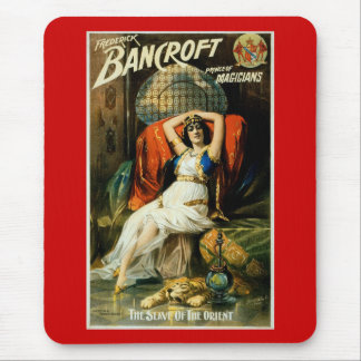 Bancroft ~ Slave of the Orient Mouse Pad