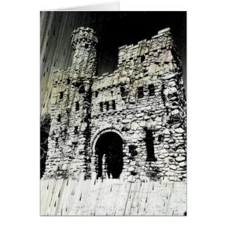 Bancroft Tower in Worcester, MA Greeting Card