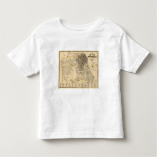 Bancroft's official Guide Map of San Francisco Toddler T-shirt