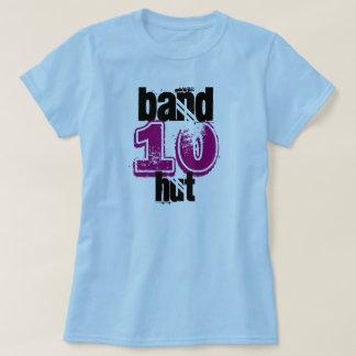 band, 10, hut T-Shirt