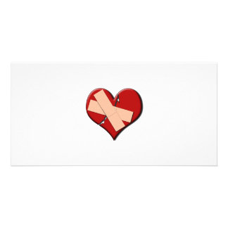Band Aid Heat Card