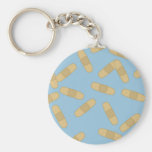 Band Aid Key Chain