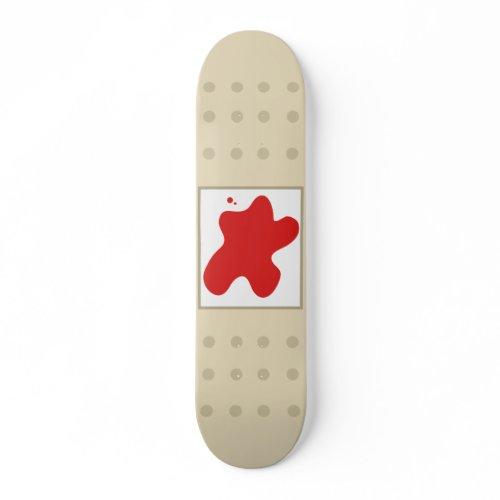 Band-Aid Skateboard skateboard