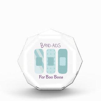 Band-Aids For Boo Boos Acrylic Award