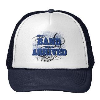 Band Arrived/ Blue Trucker Hat