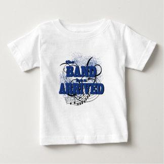 Band Arrived/ Blue Shirts