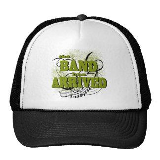 Band Arrived/ Gold Trucker Hat