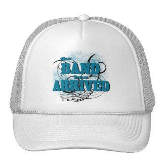 Band Arrived/ Teal Trucker Hat