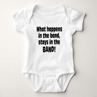 Band Baby Bodysuit