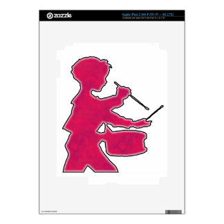 Band Boy Decals For iPad 3