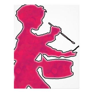 Band Boy Letterhead