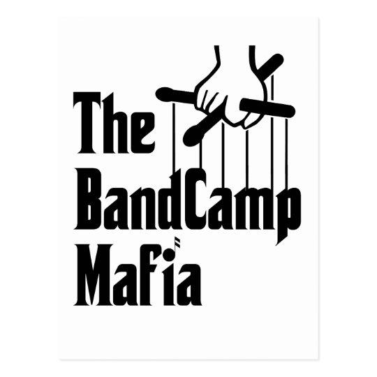 Band Camp Mafia Postcard